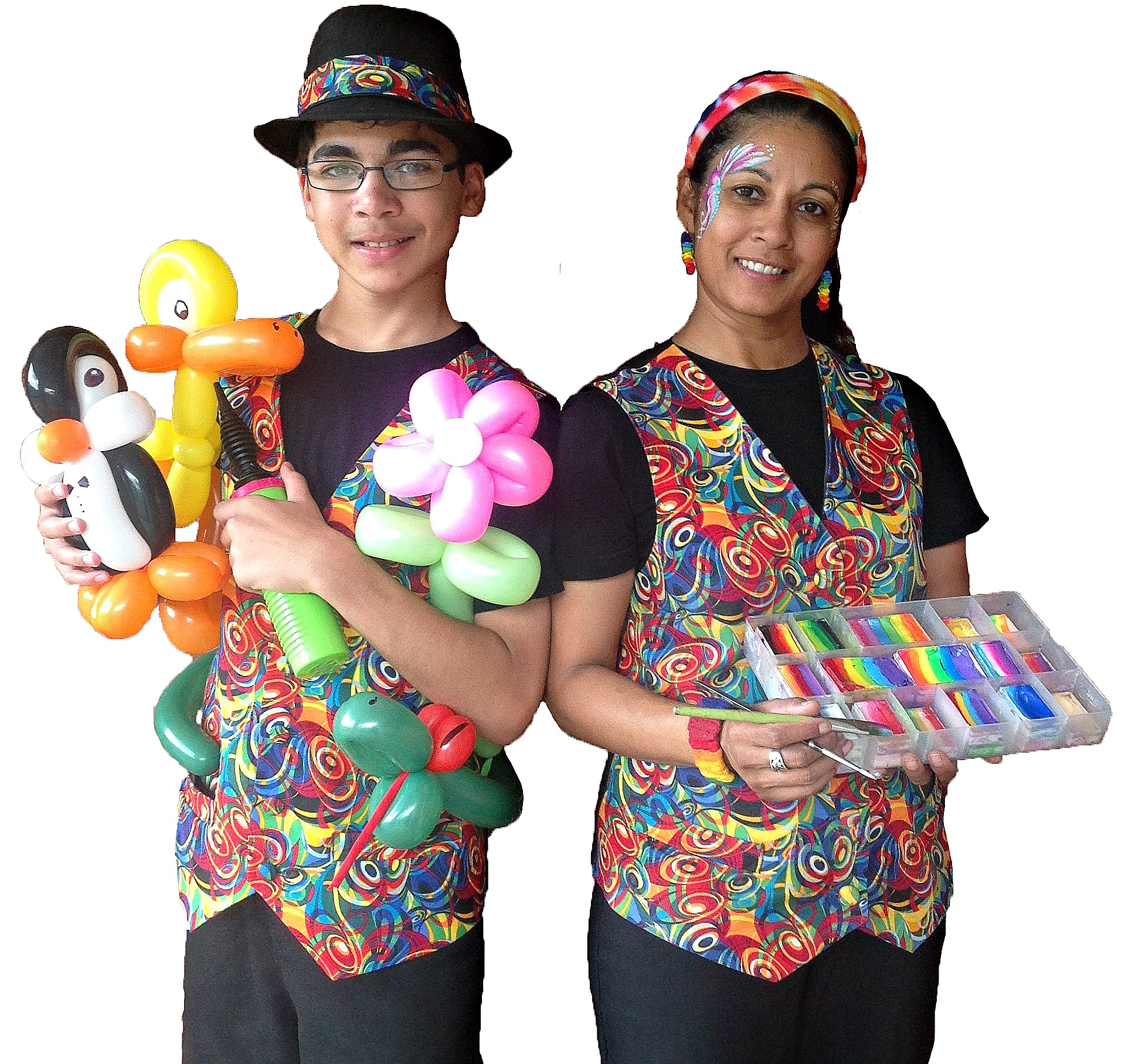 Face Painting Balloon Twisting Party Entertainers Brisbane Jazzy