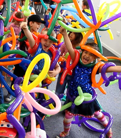 Balloon Twisting Workshops Brisbane