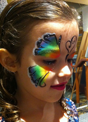 Face Painting Brisbane