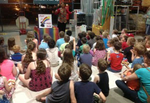 Kids magic shows in Brisbane